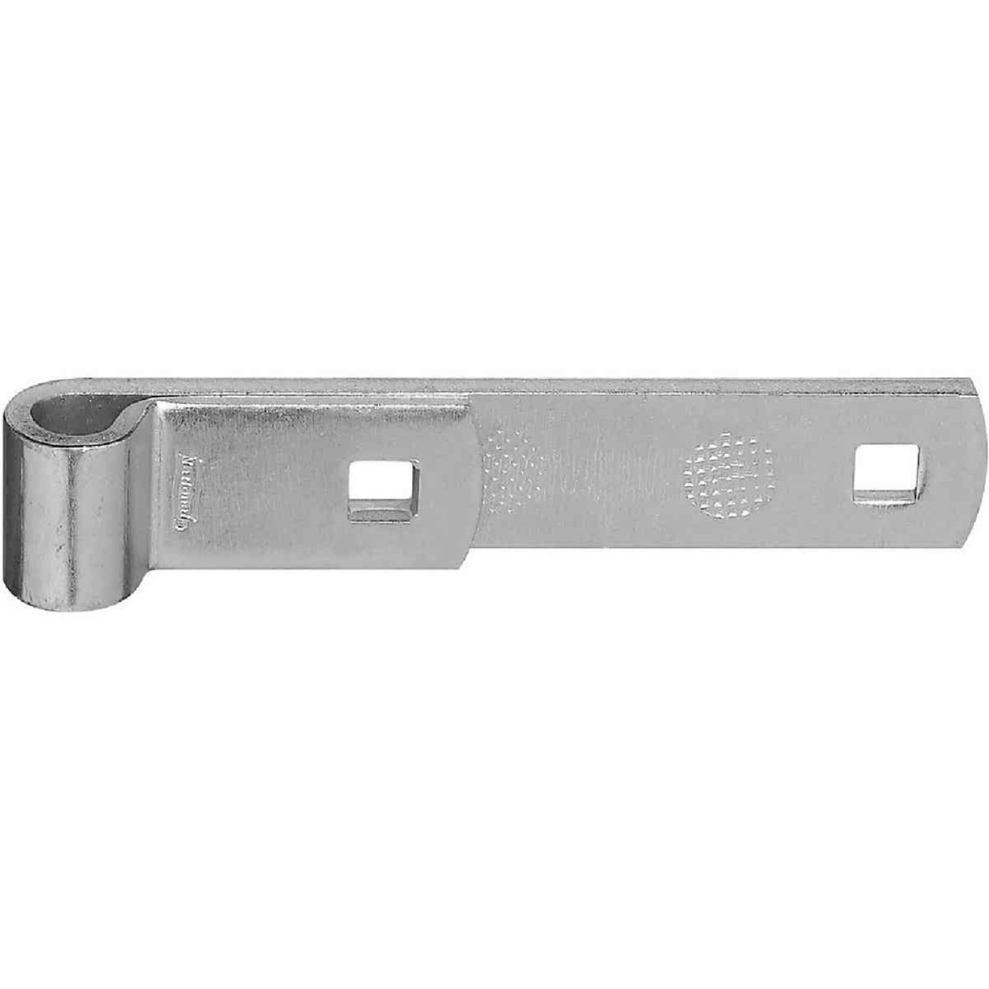 National 6 In. Zinc Hinge Strap Image 1
