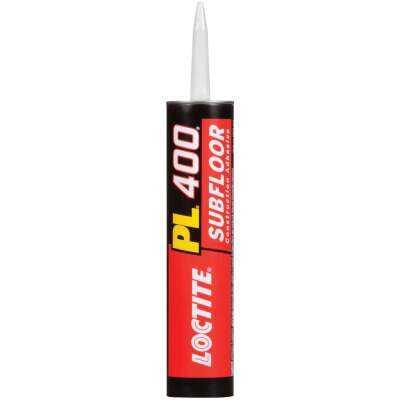 LOCTITE PL 400 10 Oz. VOC Subfloor Adhesive