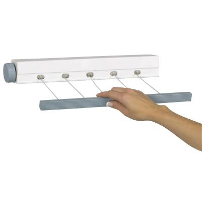Household Essentials Sunline 12.25 Ft. 12 Lb. Capacity Plastic Retractable Clothesline