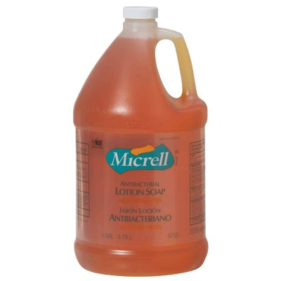 Micrell 1 Gal. Antibacterial Lotion Hand Soap