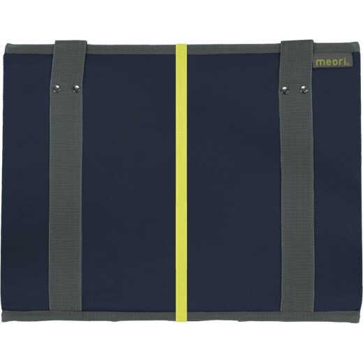 Meori Marine Blue Foldable Grocery Basket