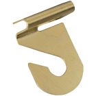 National Brass Suspended Ceiling Hook (2 Pack) Image 2